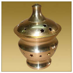 brass incense accessories