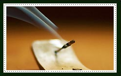 Incense Indirect Burning | RM.